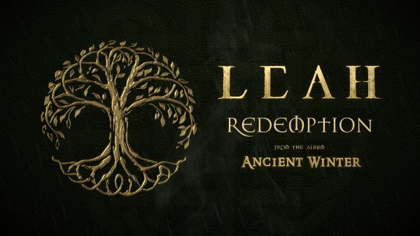 LEAH 'Redemption' Official Lyric Video from 'Ancient Winter' Celtic Medi...