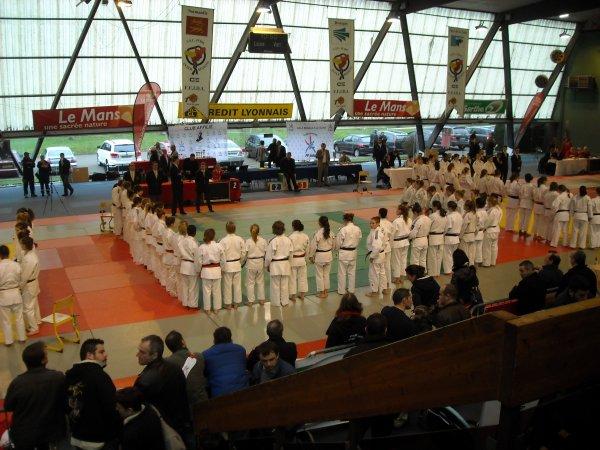 1/2 FINALE DU CHAMPIONNAT DE FRANCE JUNIOR -10 et 11 mars 2012-