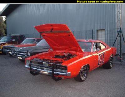 dodge charger r/T general lee
