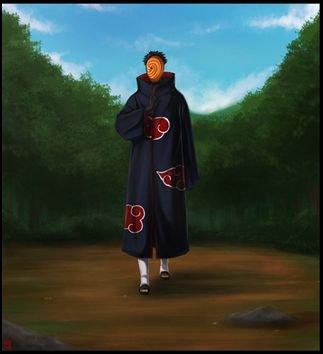 Cosplay (peut etre) en cour || Tobi (Naruto)