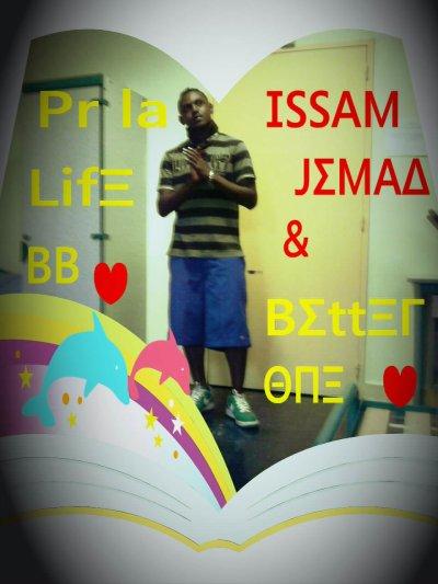 ISSAM BETTER ONE