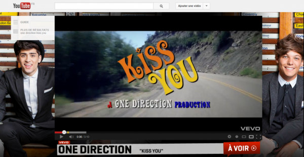 Kiss You Youtube
