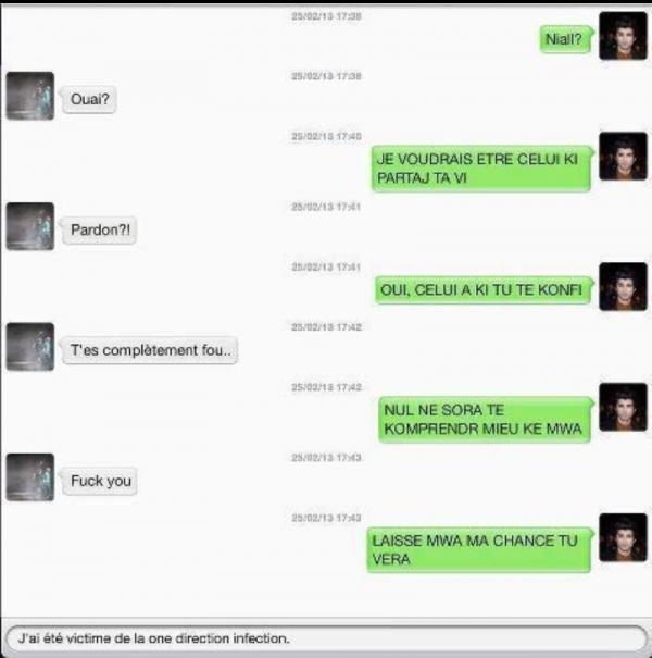 1D conversation