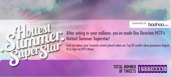 MTV VMA's 2013