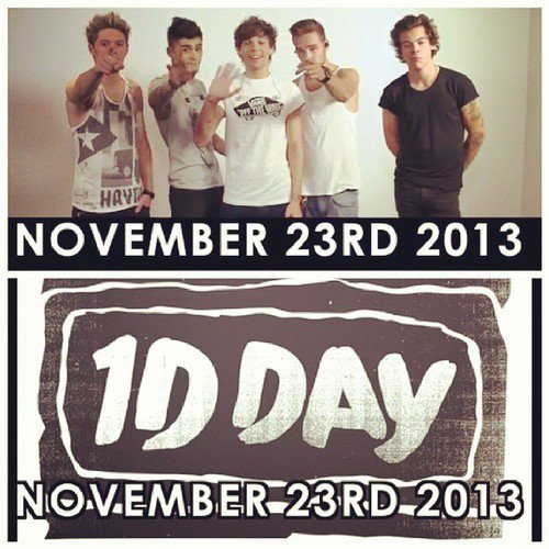 1D Day !