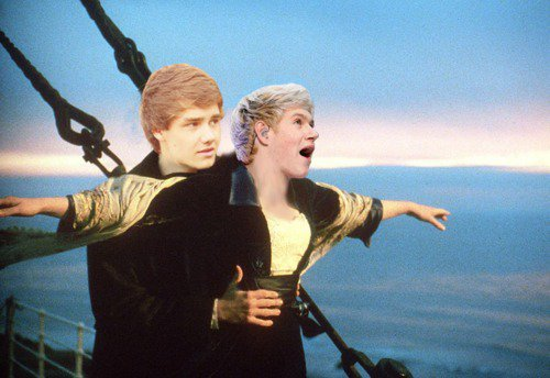 Titanic version One Direction