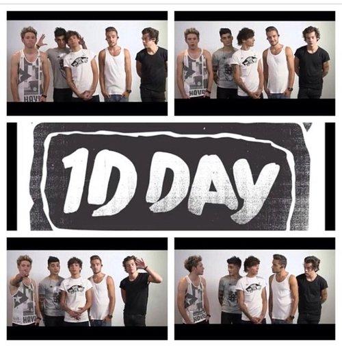 Infos sur le 1DDay