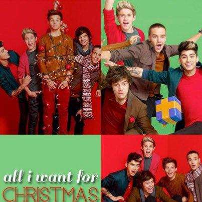 Photoshoot de Noël !