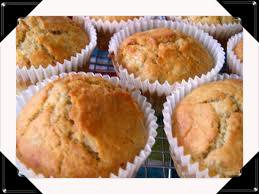 Muffins bananes-nutella