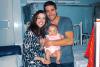 '   ' Bonjour a tous !    Aujourd'hui je vous propose une très belle photos d'Anne, Jake et un joli bébé - qui me parait malade -  Celle-ci a du être prise lors de leur voyage à Sydney !   Deviens fan du blog ! Inscris-toi à la News letter !