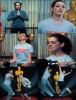 . Salut tout le monde ! Voici encore des captures d'une video sur Anne. C'est toujours une video sur  la soirée des Oscars Promo; qui se déroulera prochainement. En compagnie de James Franco. La video se trouve ici. A bientot ♥ Bises .