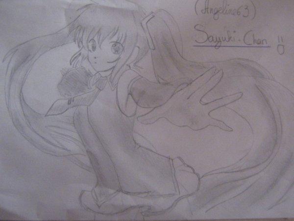 Dessin n7 [Hatsune Miku]