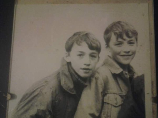 Moi et mon frère jumeau