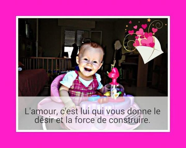 Ma fille d'amour?????