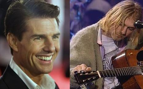Tom Cruise en Kurt Cobain ?