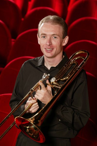 mon prof de trombone