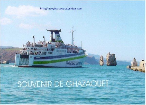 SOUVENIR DE GHAZAOUET