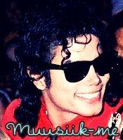 Michael Jackson, Mon idole ♥