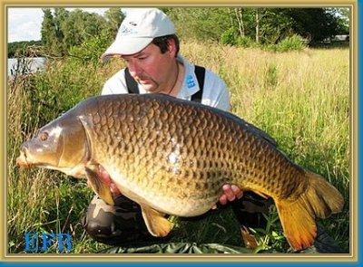 patrick crols, plus de 30 poisson de plus de 20 kg a sont actif