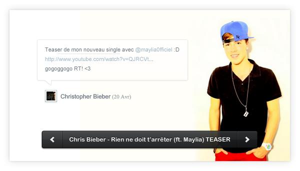 _  Salut toi, bienvenue sur mon blog officiel (:_ www.Chris-to-pherr.skyrock.com _