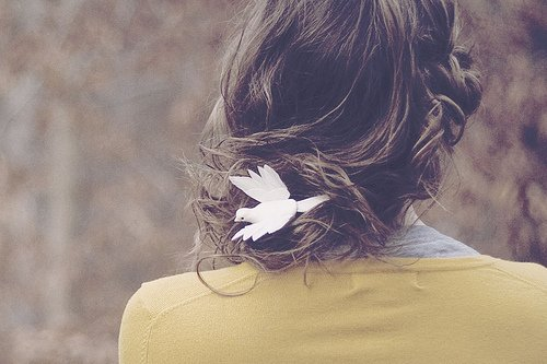 Je ne veux pas trouvée l'amour, j'y crois même plus, j'ai le c½ur en morceaux. Je veux juste trouvée quelqu'un avec qui je me sens bien et pour le reste, on verra après.