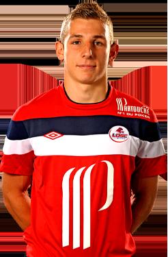 Evenement >>> Lucas Digne à l'Euro U19