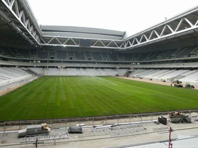 Grand Stade >>> Ca avance bien