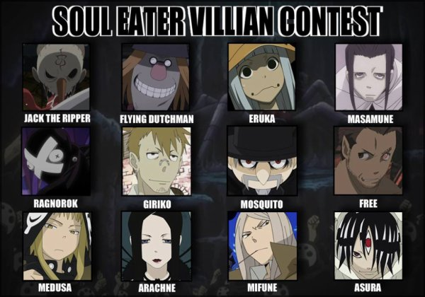 Villain favorit ?