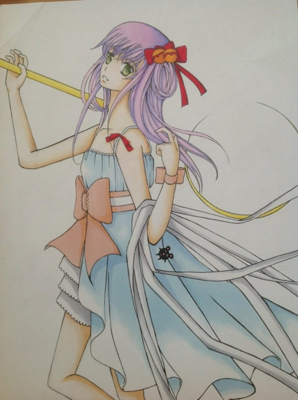 2e dessin d'Inori ! XD