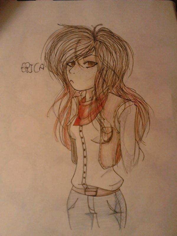 Dessin || Erica