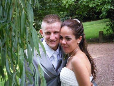 une nouvelle vie pour les heureux mariés