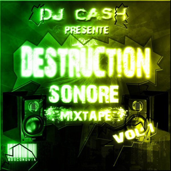 Destruction Sonore Mixtape