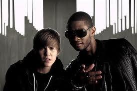 Justin Bieber ... Usher l'emmène faire du shopping pour Noël