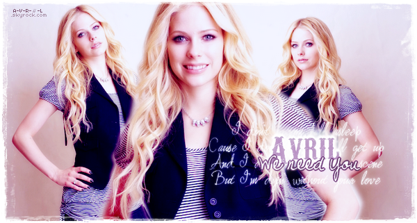 Once Upon A Time, The Real Avril...