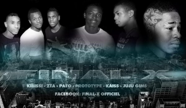 FINALX / SONNERIE DJ ZTA  (2012)