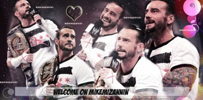 welcome on mikemizannin