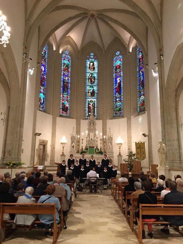 Les Petits Chanteurs de Nogent-sur-Marne - Les Moineaux du Val-de-Marne