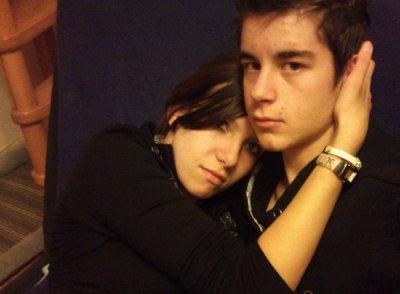 moi et ma fiancée