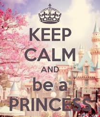 ~I want to be your princess.