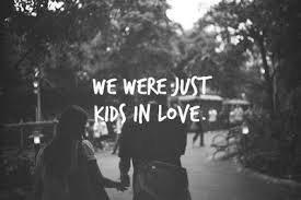 Juste des enfants qui s'aime.