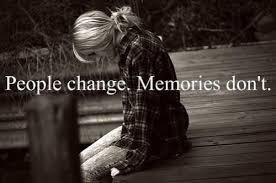 Les gens changent. Mais pas les souvenirs.