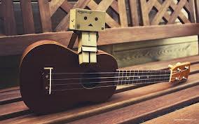 Venez, on s'barre avec une guitare.