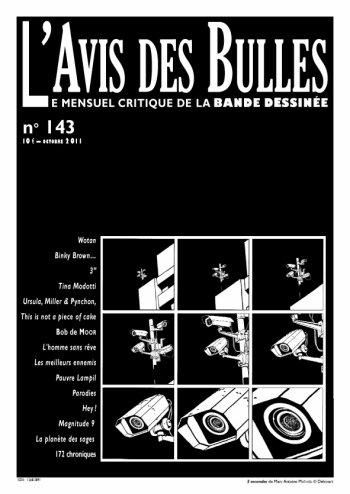 L'avis des bules n° 143 - octobre 2011