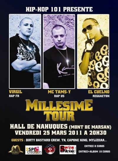 Millesime Tour 2011