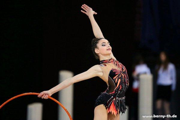 Danaé Collard - Aphrodite Cup 2016