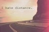 Distance....