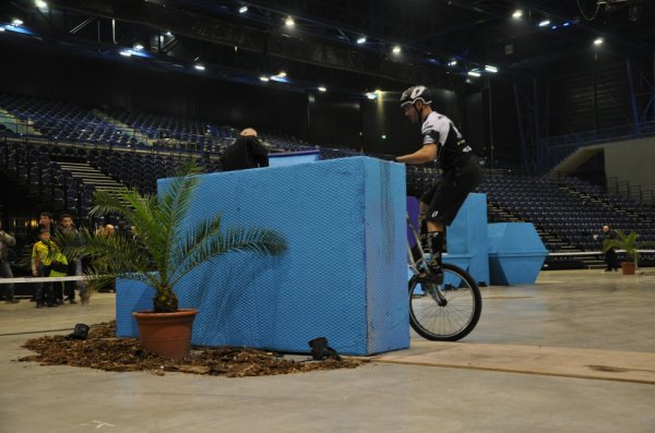 trial indoor international millesium Epernay