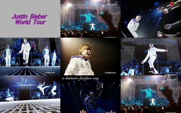 Justin Bieber : World Tour