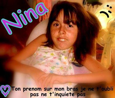 Ninaa :'(