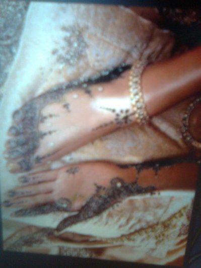 ahhh ke bonito mariage morroco